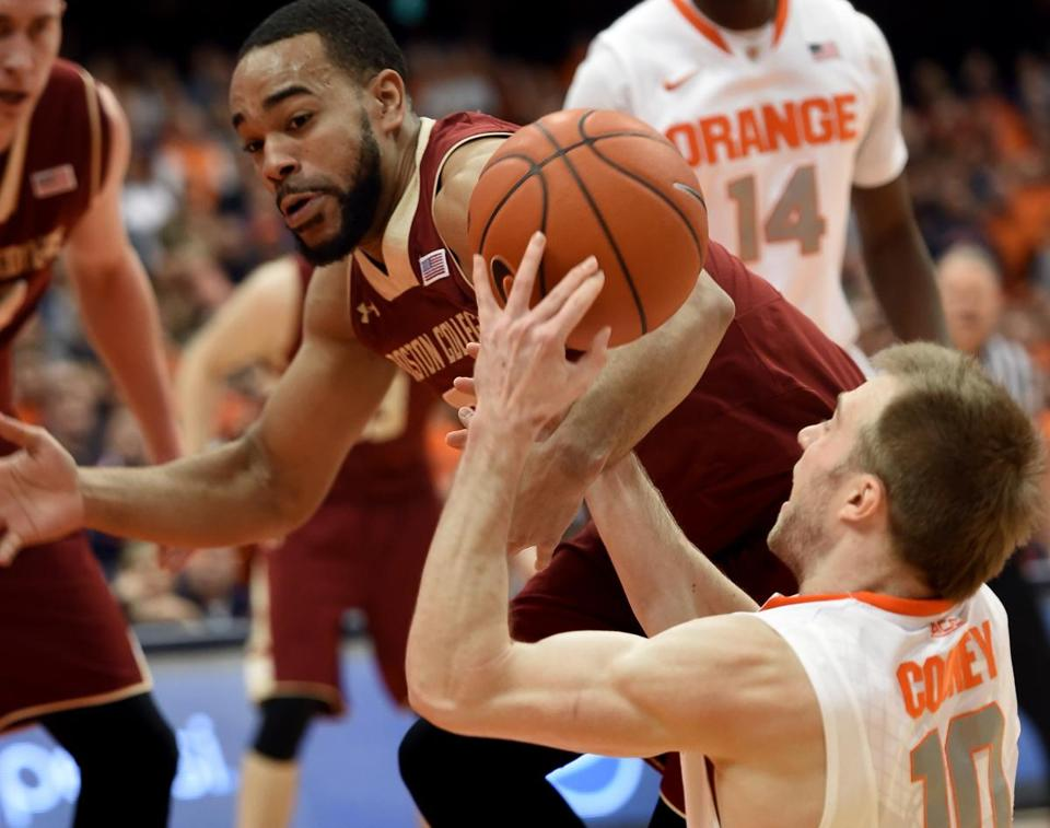 Boston College Men S Basketball Still Winless In Acc After Falling