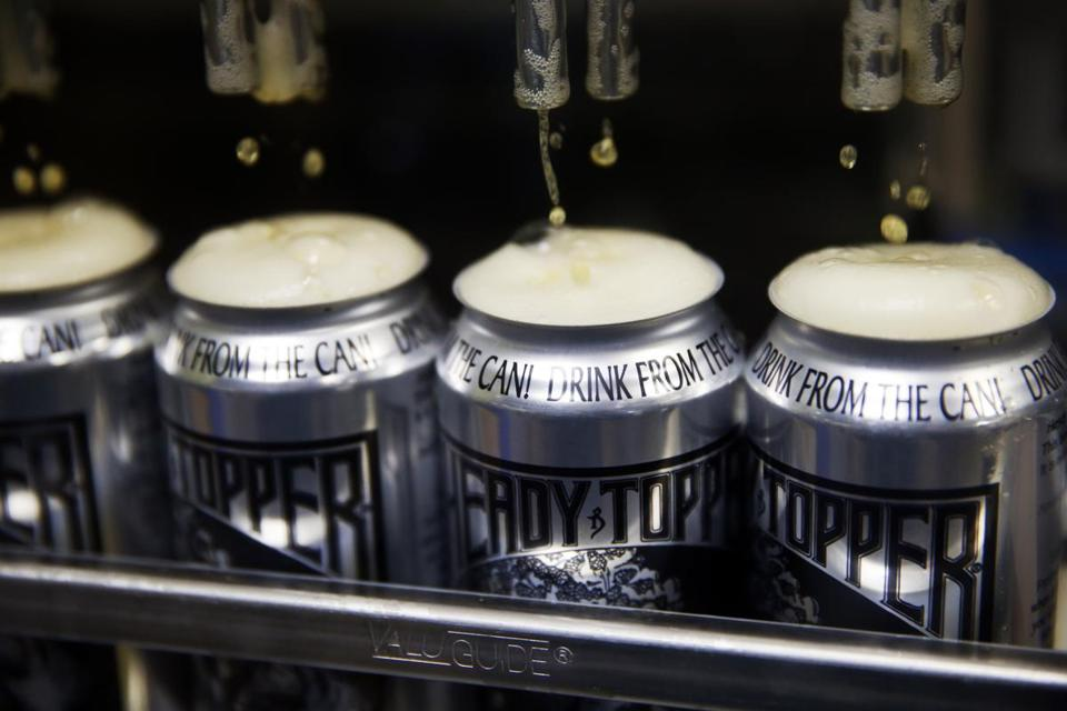 Nearly 10,000 BeerAdvocate.com readers have weighed in on Heady Topper, waxing rhapsodic about its balanced flavors and its elegant use of hops. 'Heaven in a glass!' one said.