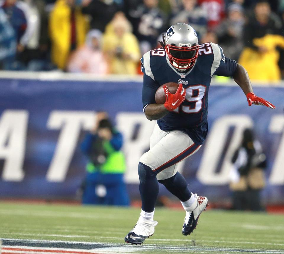 Image result for legarrette blount patriots