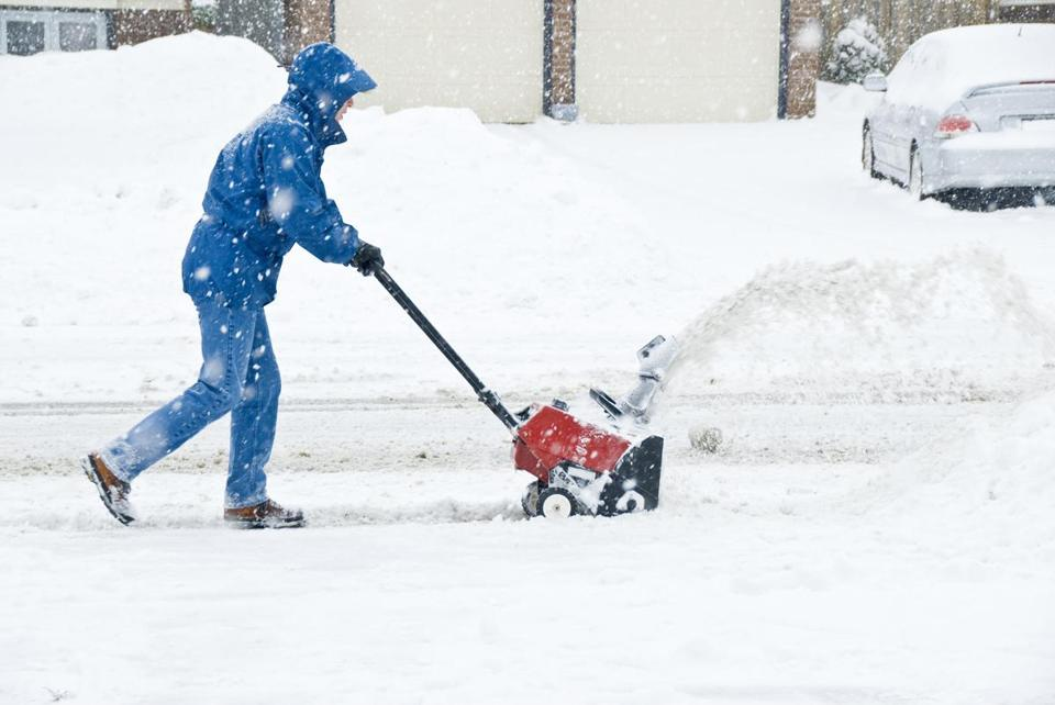 Image result for Tips to help you find the best equipment for removing snow istock