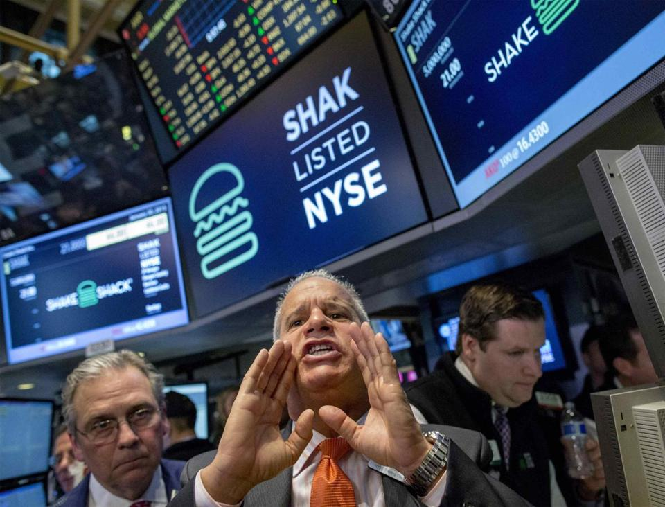 Shake Shack Shares More Than Double In Stock Market Debut The