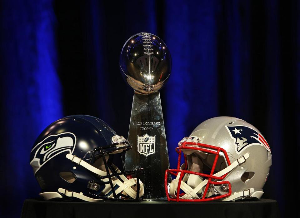 01 30 15 Phoenix AZ A Joint Press Conference With Both Share FACEBOOK TWITTER LINKEDIN The Vince Lombardi Trophy