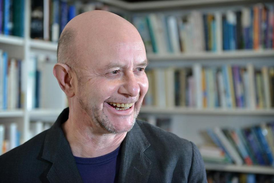 nick hornby  Nick Hornby visits Cambridge - The Boston Globe
