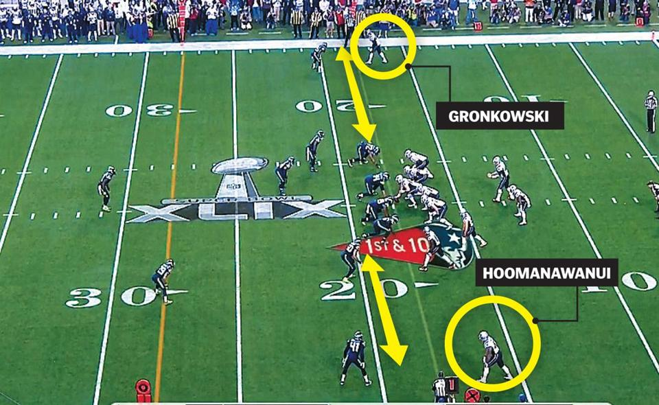 Michael Hoomanawanui Super Bowl