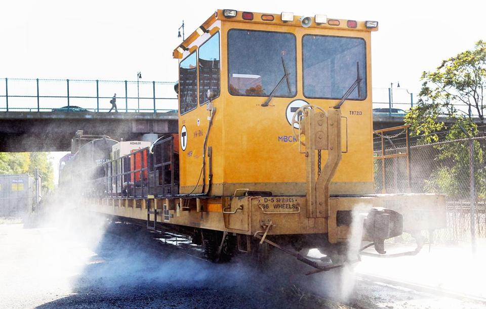 Will The Mbta Commuter Rail Ever Run On Time The Boston