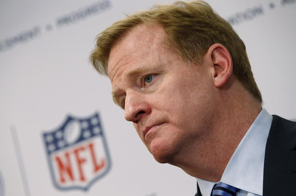 Roger Goodell has only further proven that he doesn't deserve the power he has.