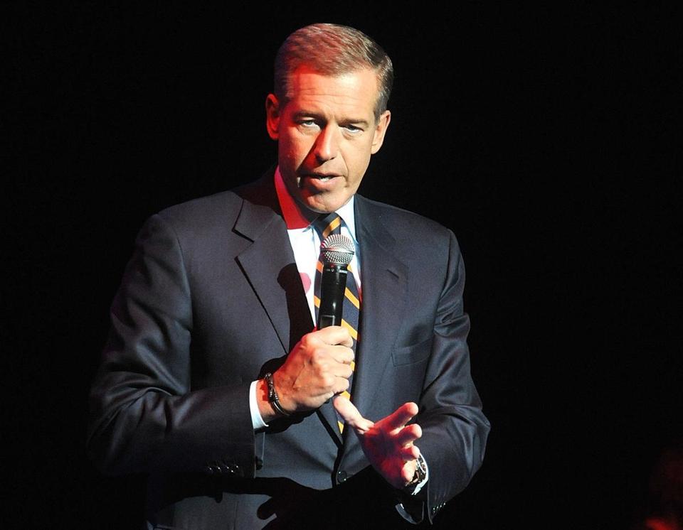 NBC suspends Brian Williams for 6 months - The Boston Globe