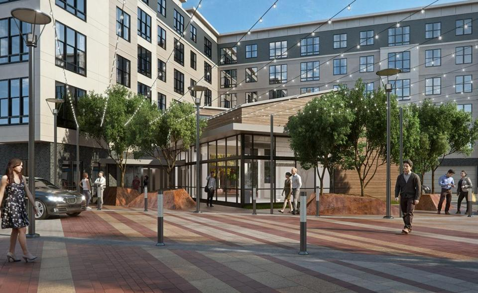 Smart growth' apartments popping up in Quincy and Brockton - The ...