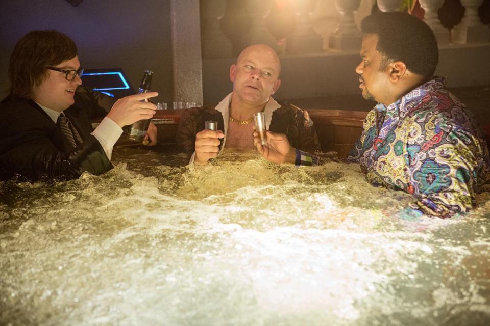 Hot Tub Time Machine 2\' has a history - The Boston Globe