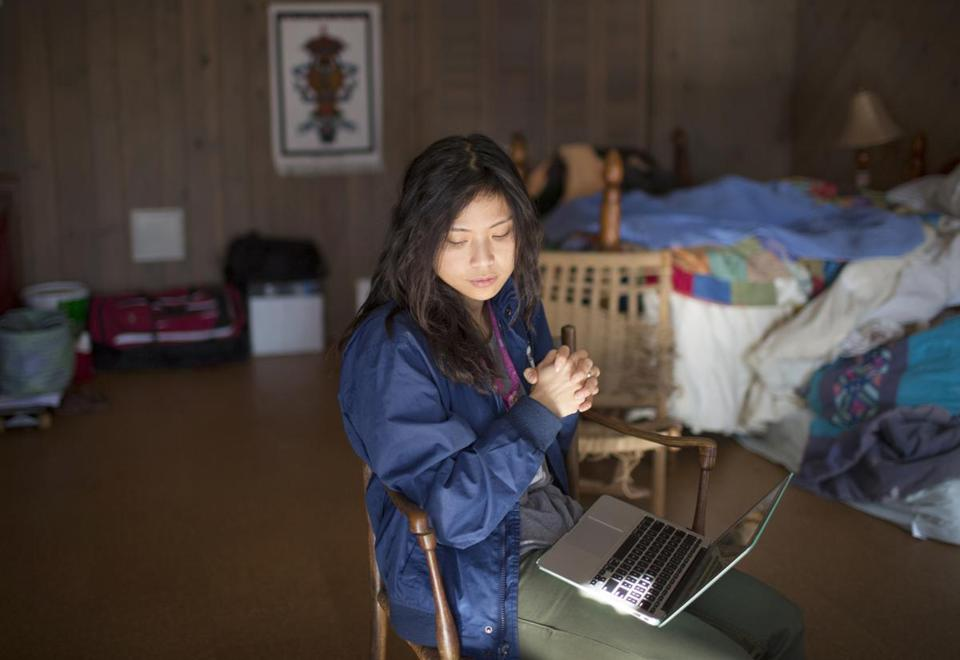 Tiffiniy Cheng helped found Fight for the Future, a group devoted to maintaining net neutrality.