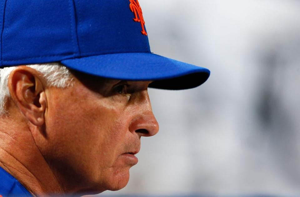 It's hard to find someone with more street smarts about baseball than Terry Collins.