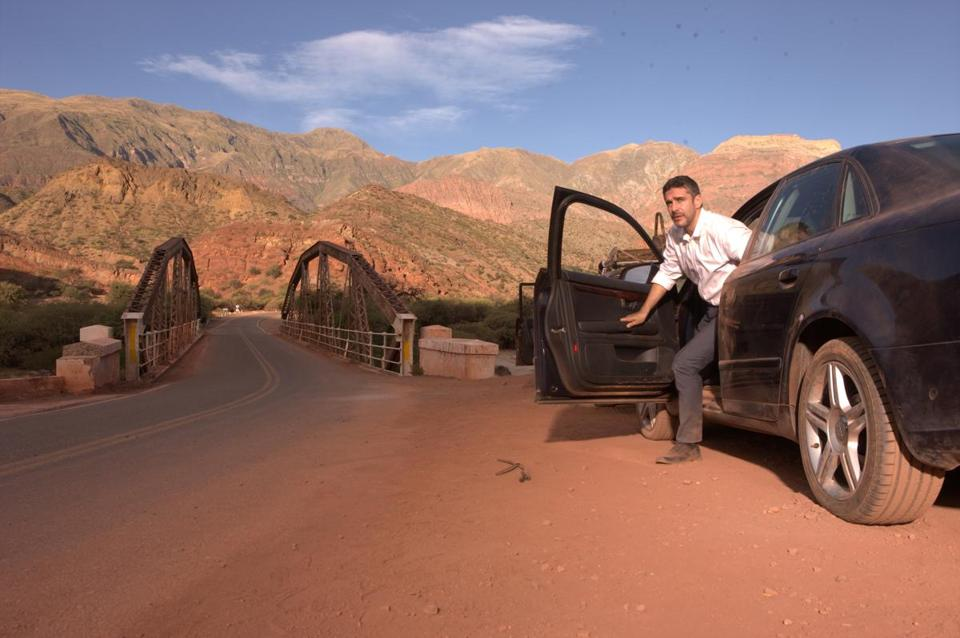 "Leonardo Sbaraglia as Diego in ""Wild Tales,"" which features six vignettes about the art of losing control."