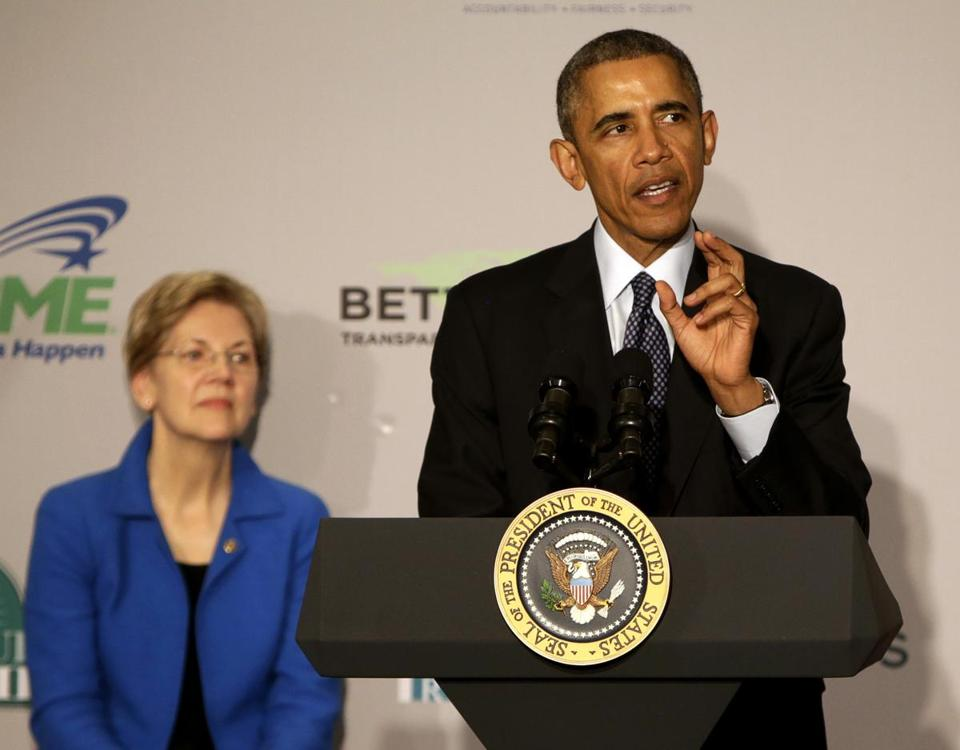 Behind The Trade Deal That Turned Warren Against Obama The Boston