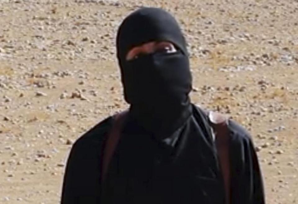 """Jihadi John"" has been identified by news organizations as Mohammed Emwazi, a British citzen from London."