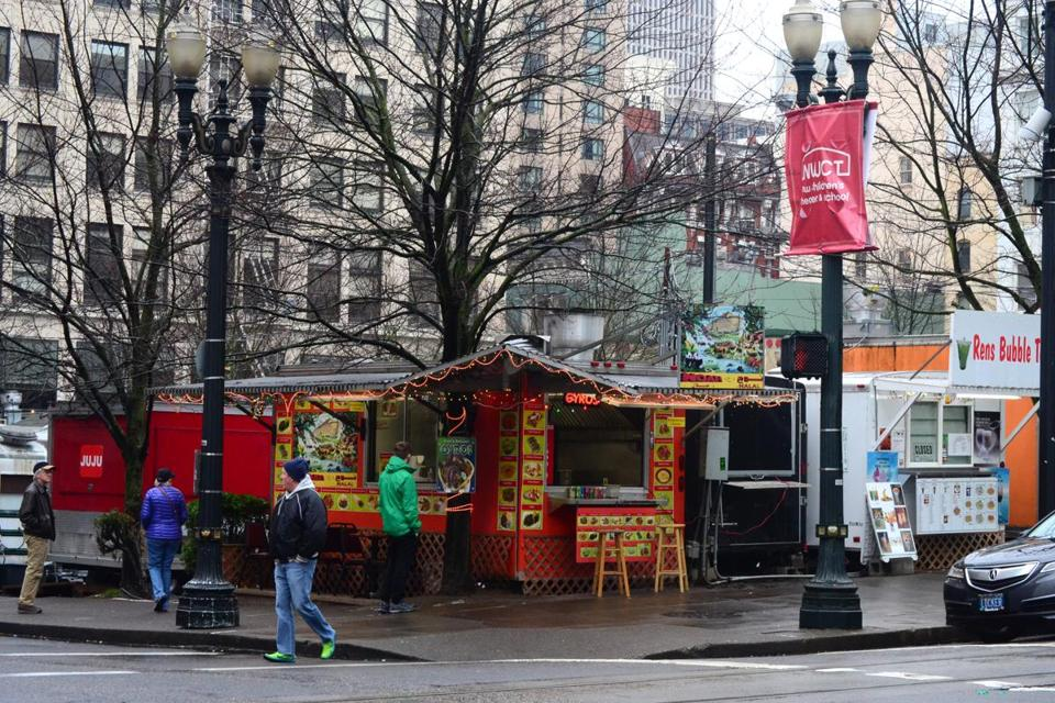 Top  Food Trucks In Portland Oregon