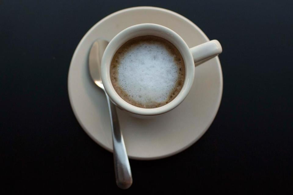 By the time children reached the age of 2, more than 15 percent were consuming coffee.