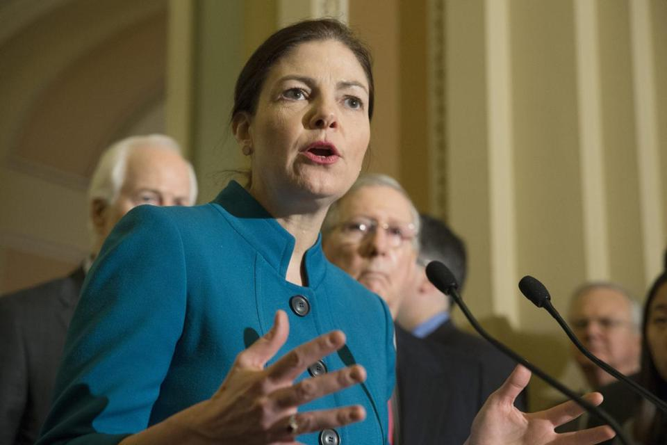 New Hampshire's Kelly Ayotte was one of 47 Republican senators who signed an open letter to the Iranian government.