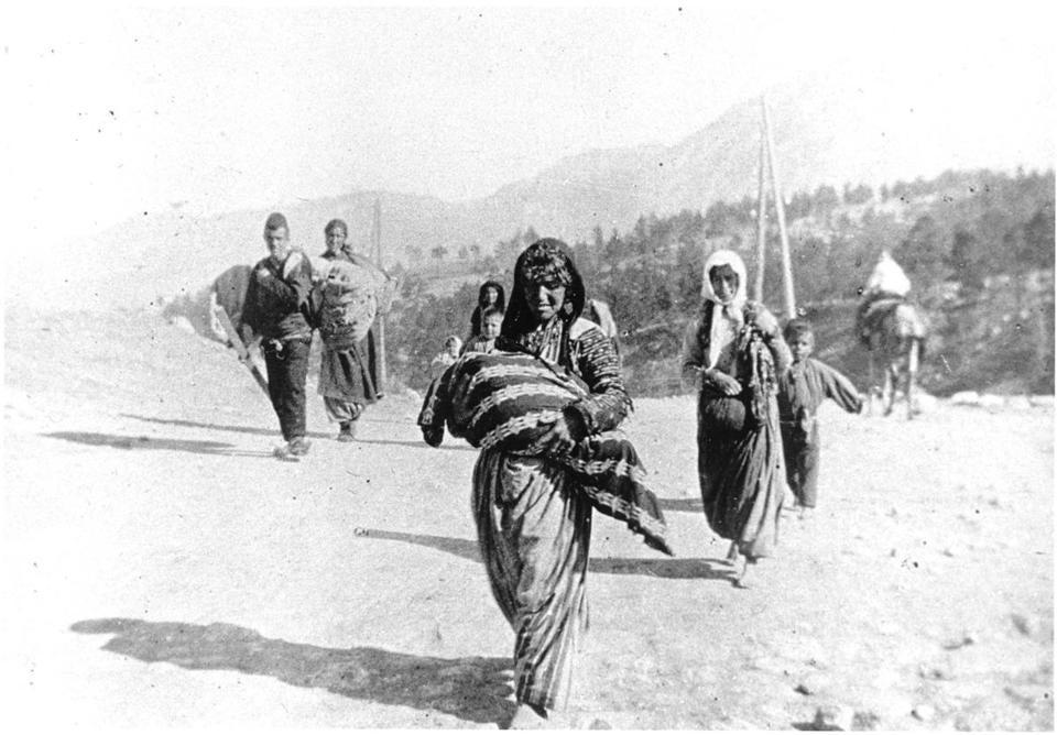 Genocide Armenian