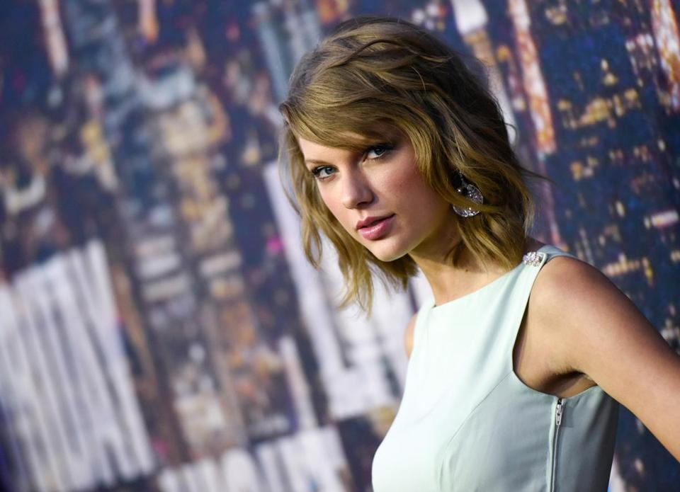 When listeners hear Taylor Swift or other music, data are collected.