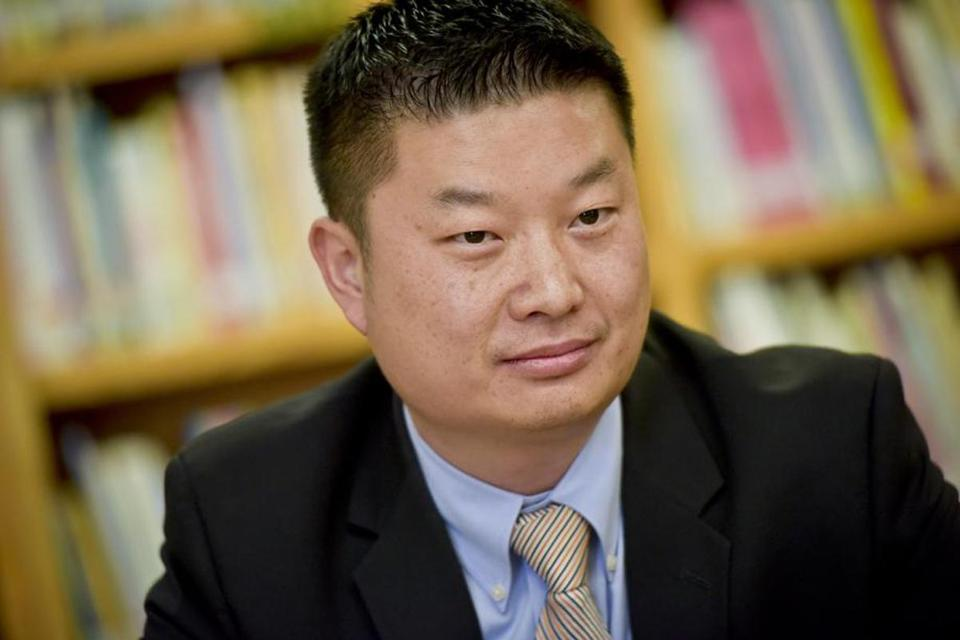 Tommy Chang is to begin as superintendent of Boston public schools on July 1.