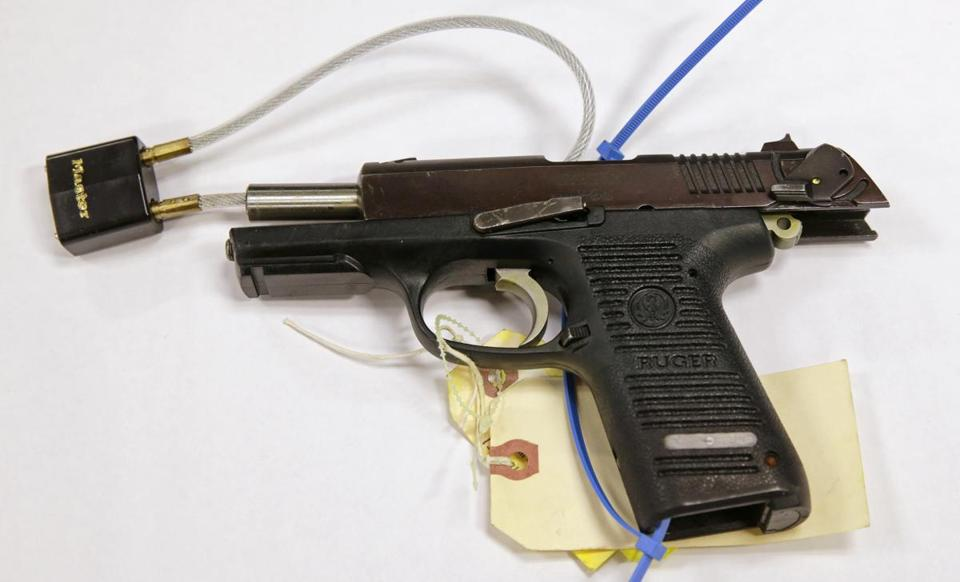 Silva said during testimony Tuesday that he loaned Tsarnaev a P95 Ruger pistol in February 2013.