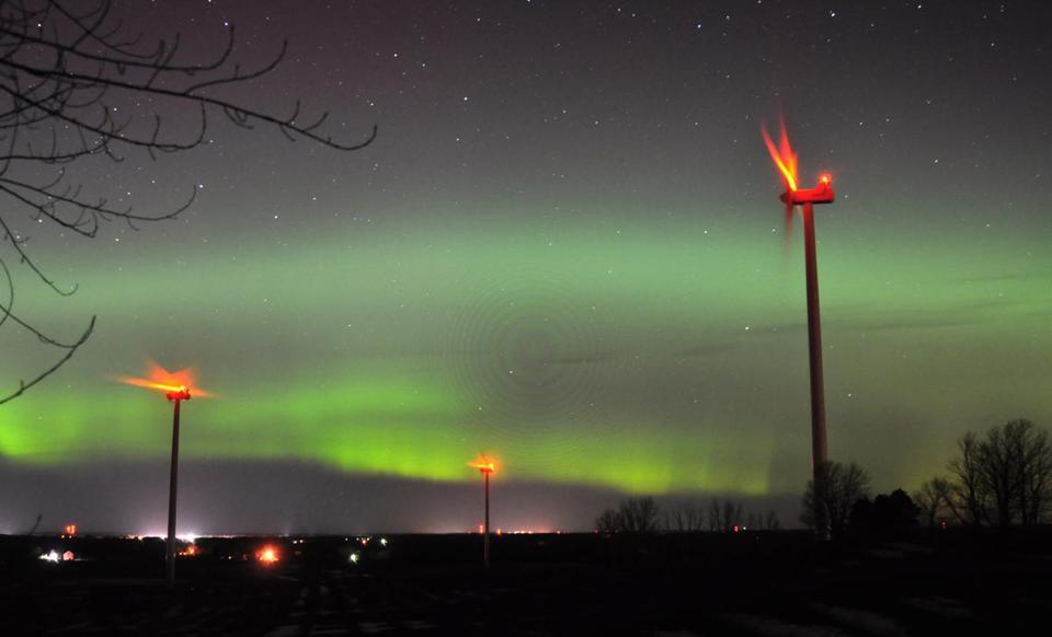 Severe Solar Storm Brings Aurora As Far South As Oregon