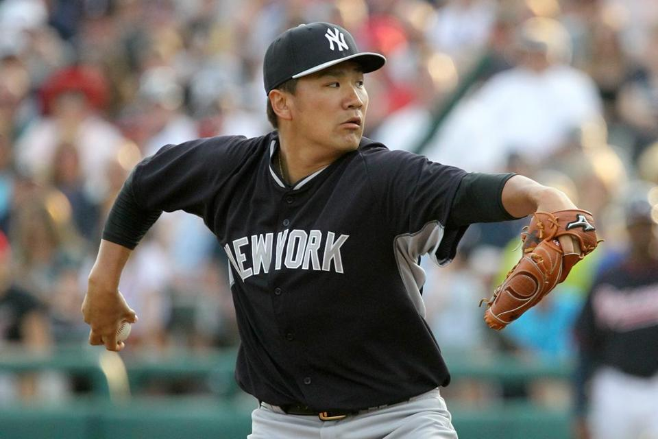 Yankees ace Masahiro Tanaka broke down midway through his outstanding rookie season
