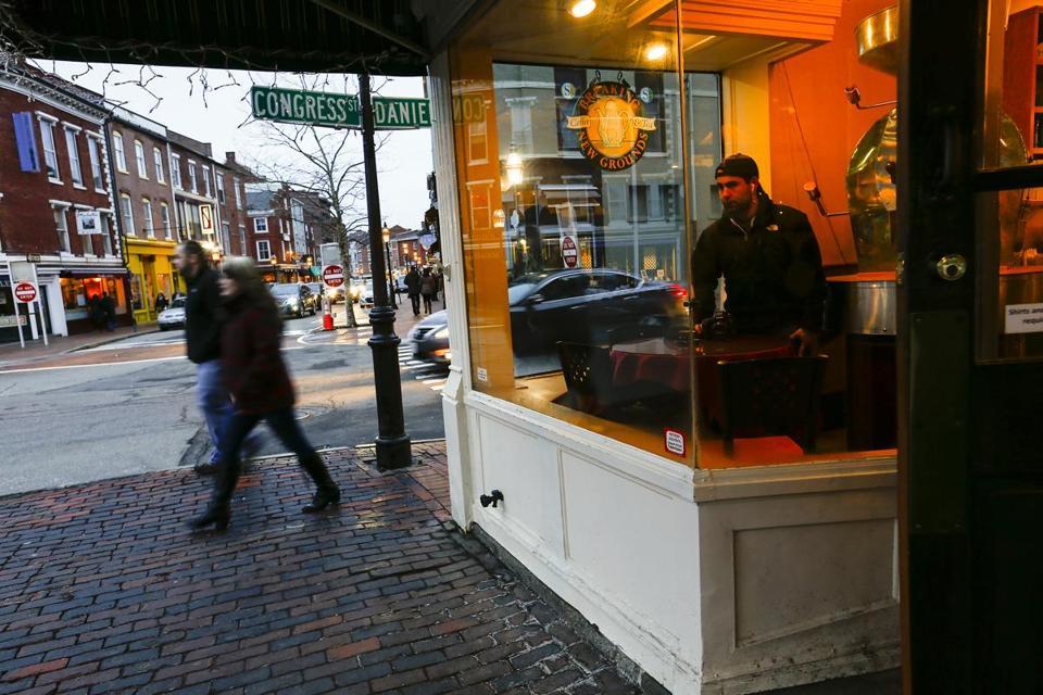 The Portsmouth Restaurant Scene Is Flourishing