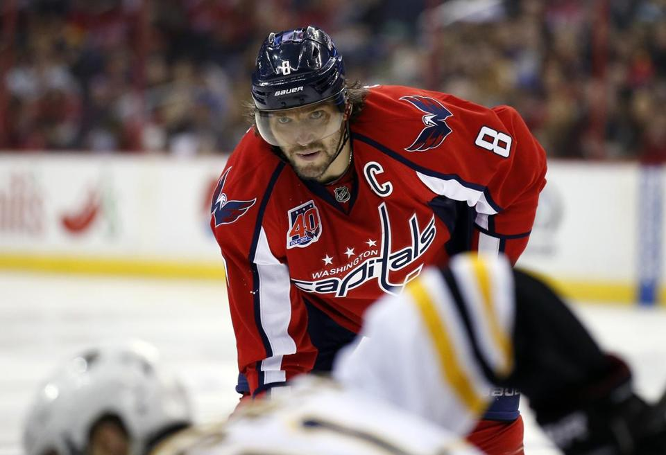 Alex Ovechkin makes the difference on the power play - The Boston Globe 1e0f47694