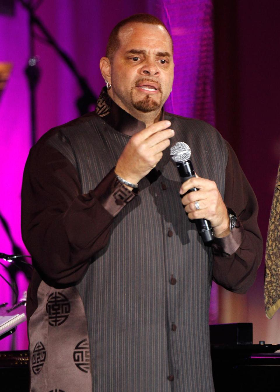 Sinbad performs Friday at the Wilbur.