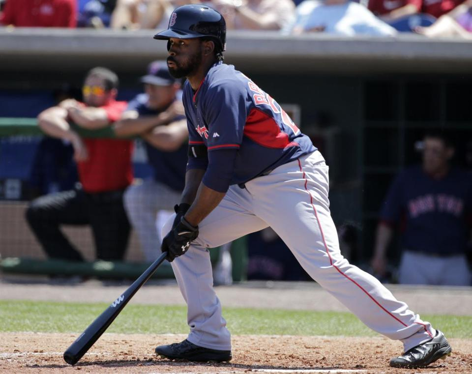 It seems Jackie Bradley Jr. has made necessary adjustments to address his hitting struggles.