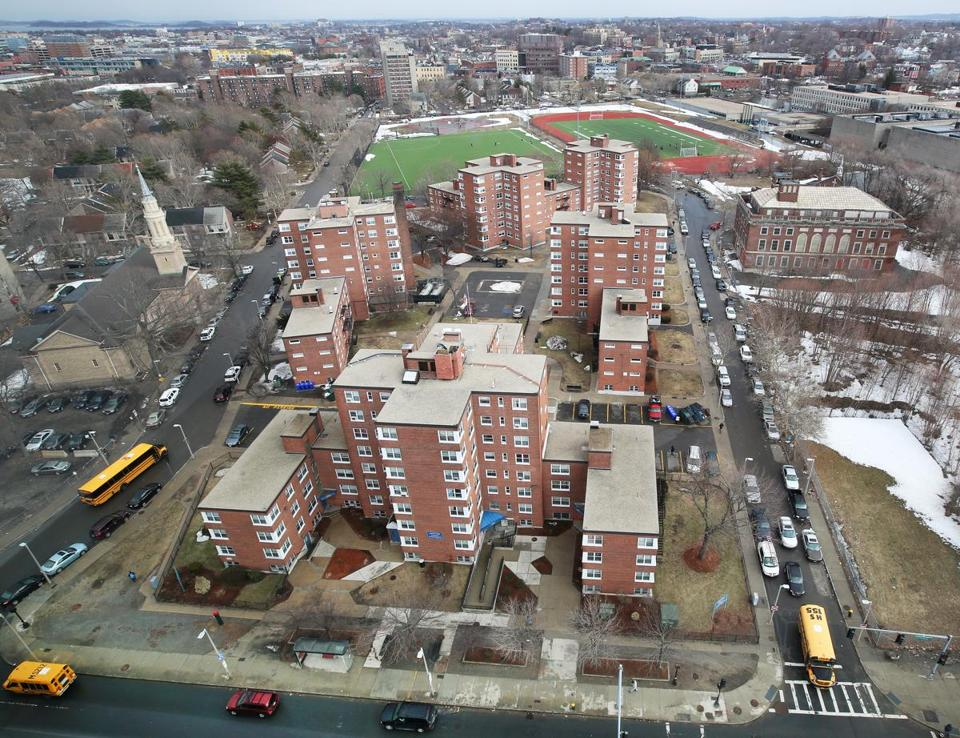 West Square Apartments South Boston