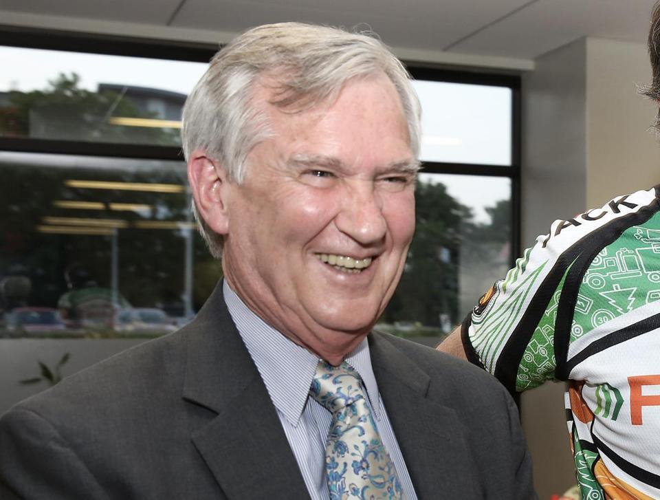 Dana-Farber's president to retire next summer - The Boston Globe