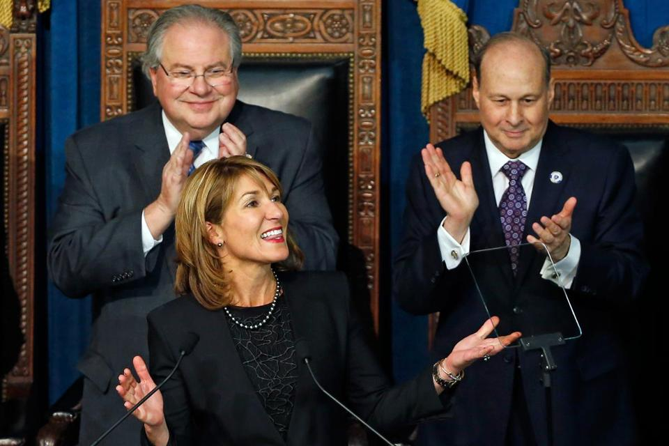 Polito to officiate at Senate president's wedding - The ...
