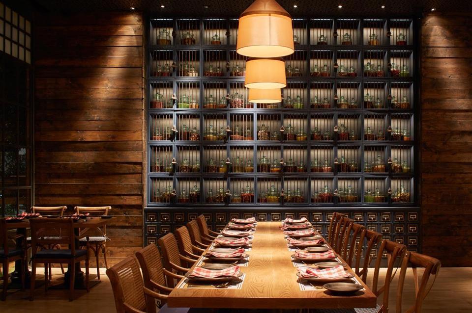 An innovative indian restaurant in bangkok the boston globe