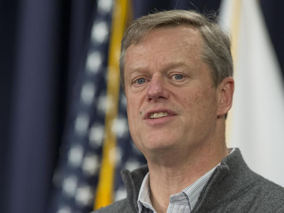 Governor Baker is requiring a yearlong review of nearly all state regulations, with a mandate that none should exceed federal requirements.