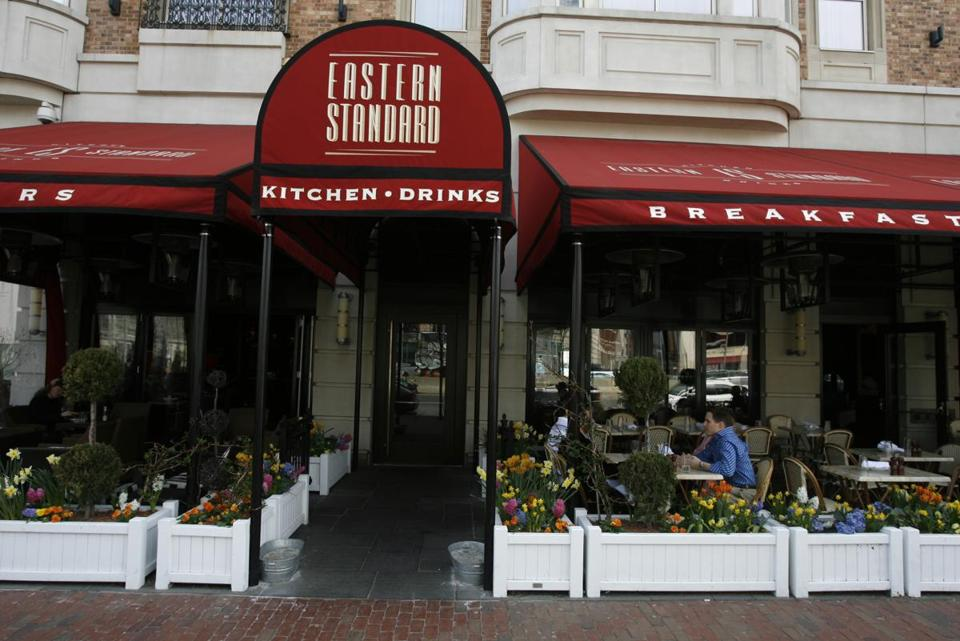 Eastern Standard in Boston.