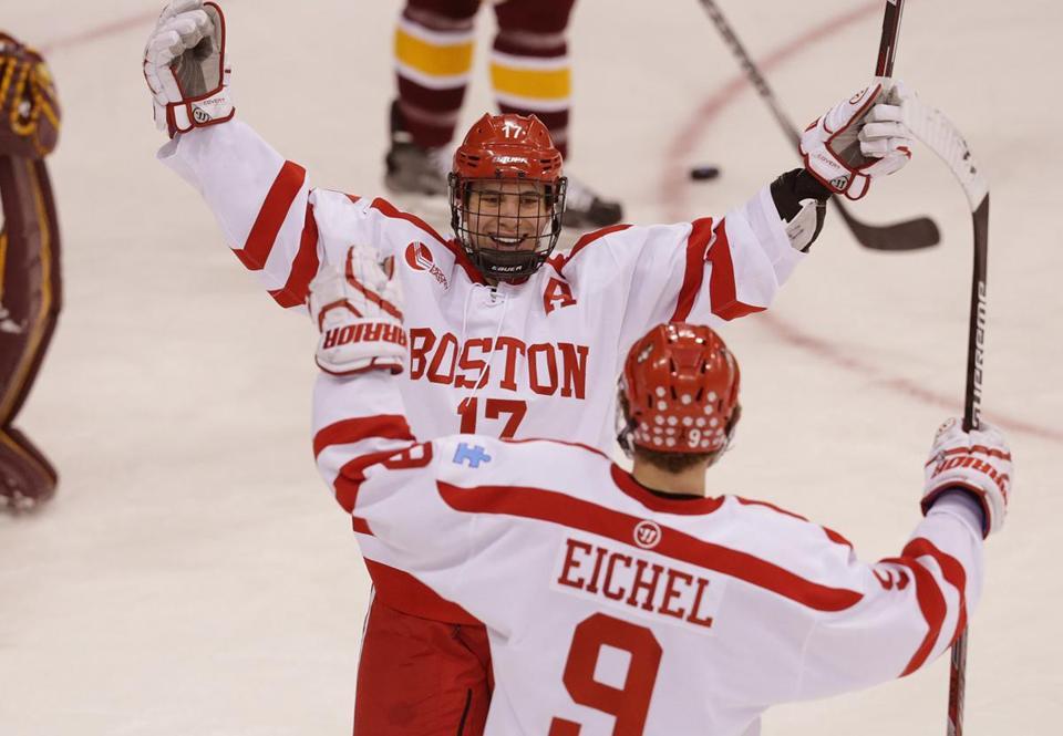 Evan Rodrigues Hockey For Senior Evan Rodrigues