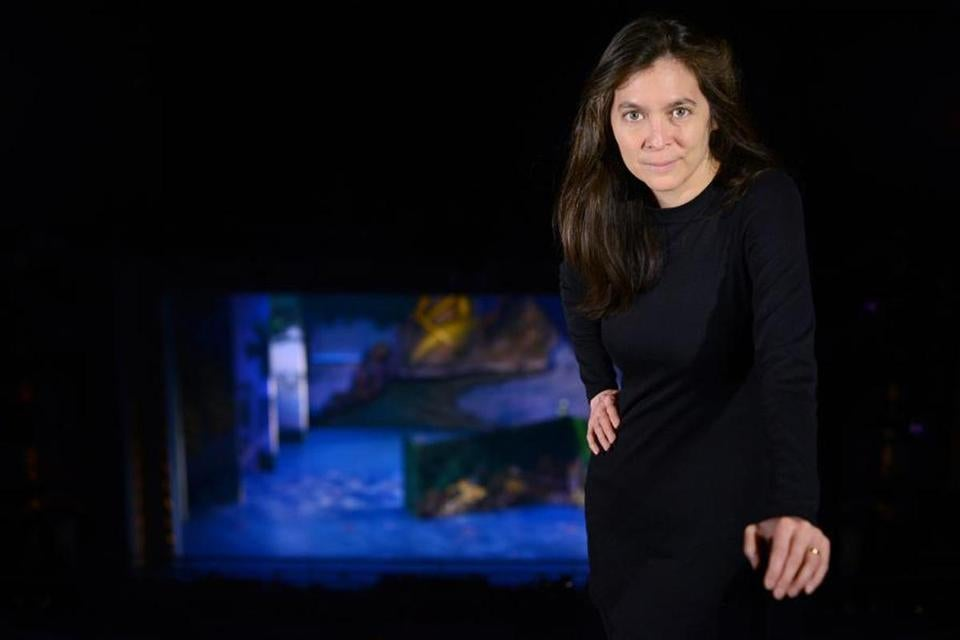 "Diane Paulus has been in New York working her magic on ""Finding Neverland"" for Broadway audiences."