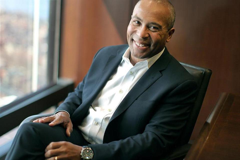Deval Patrick's focus is investing for good.