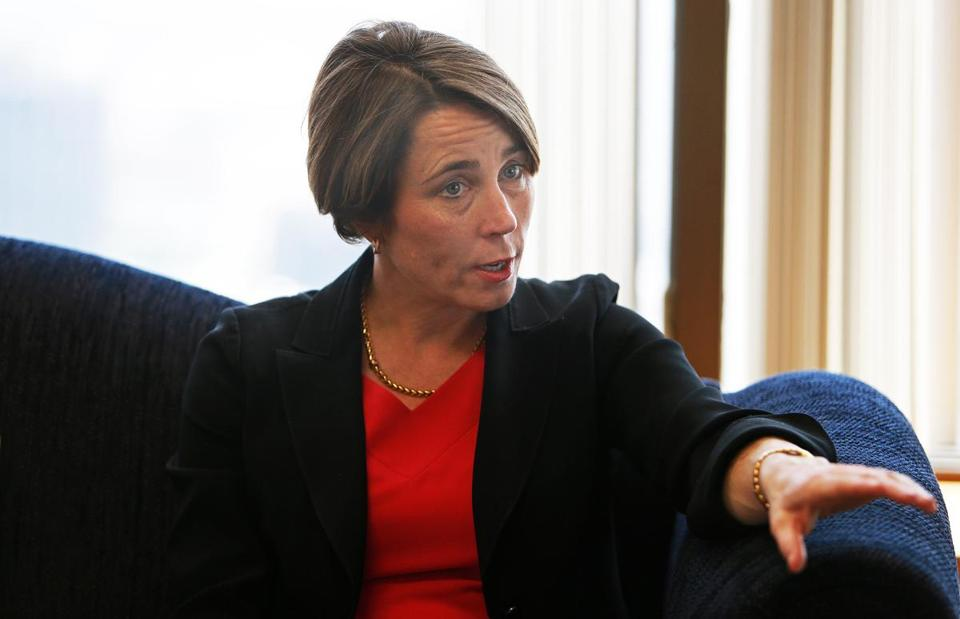 Attorney General Maura Healey vowed to try to revive enforcing the law when she took office in January.