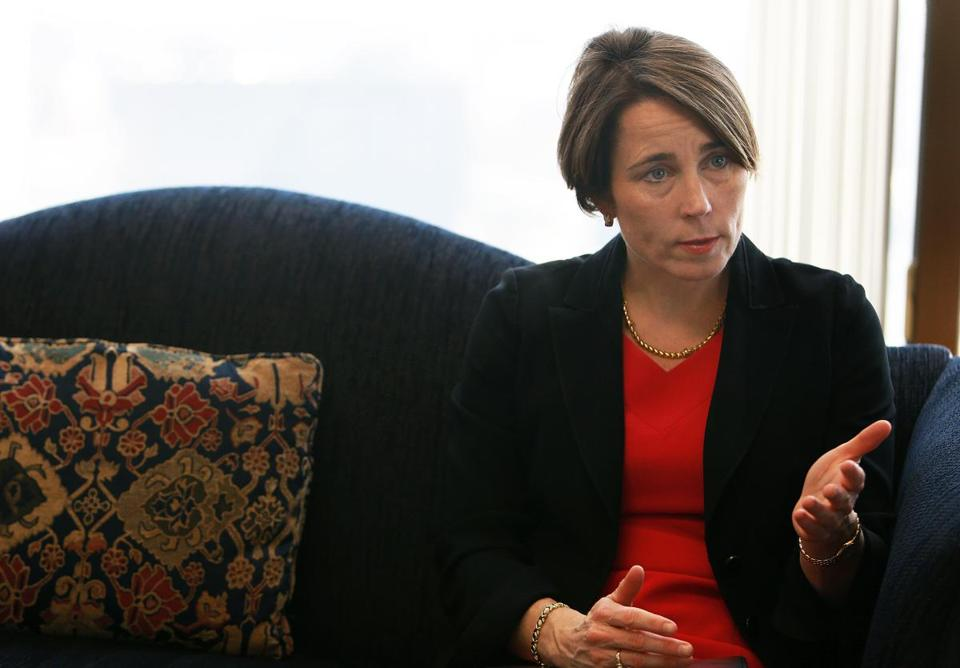 """We will not tolerate people hiding behind their computer screens and committing criminal intimidation or harassment,"" Attorney General Maura Healey said in a statement."