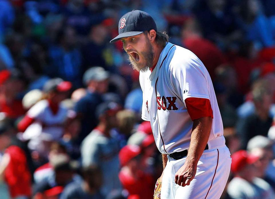 Wade Miley lasted just 2⅓  innings on Wednesday, allowing seven runs.