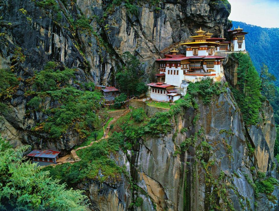 Trendspotting: Spiritual tourism has travelers asking the big questions