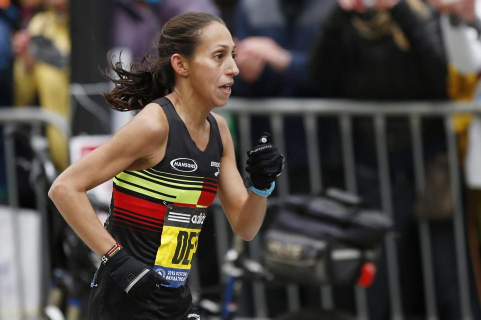 6435437c9b491 Desiree Linden sets sights on ending dry spell - The Boston Globe