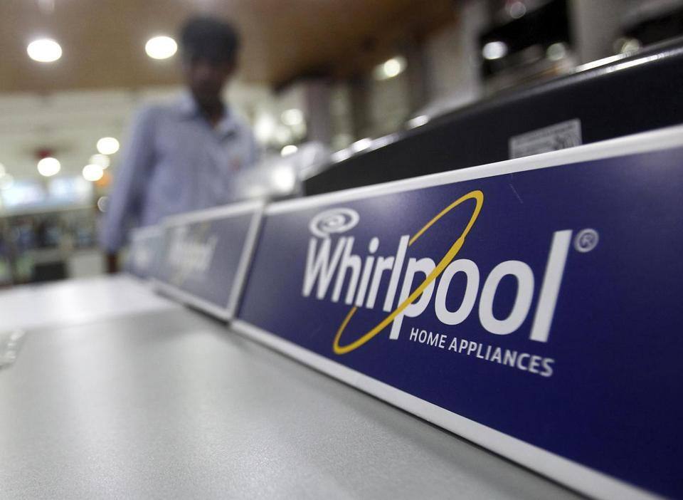 Whirlpool Sinks With Raw Material Costs Climbing Around the World ...