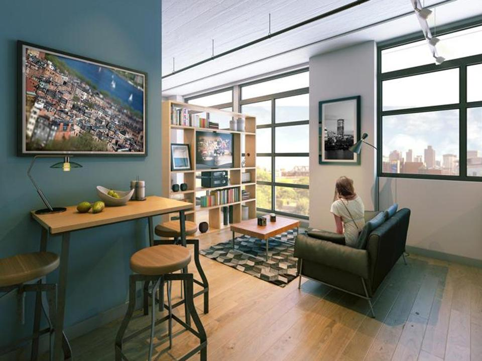 Developers And City Hope Tiny Apartments Will Draw Families To Boston The Boston Globe