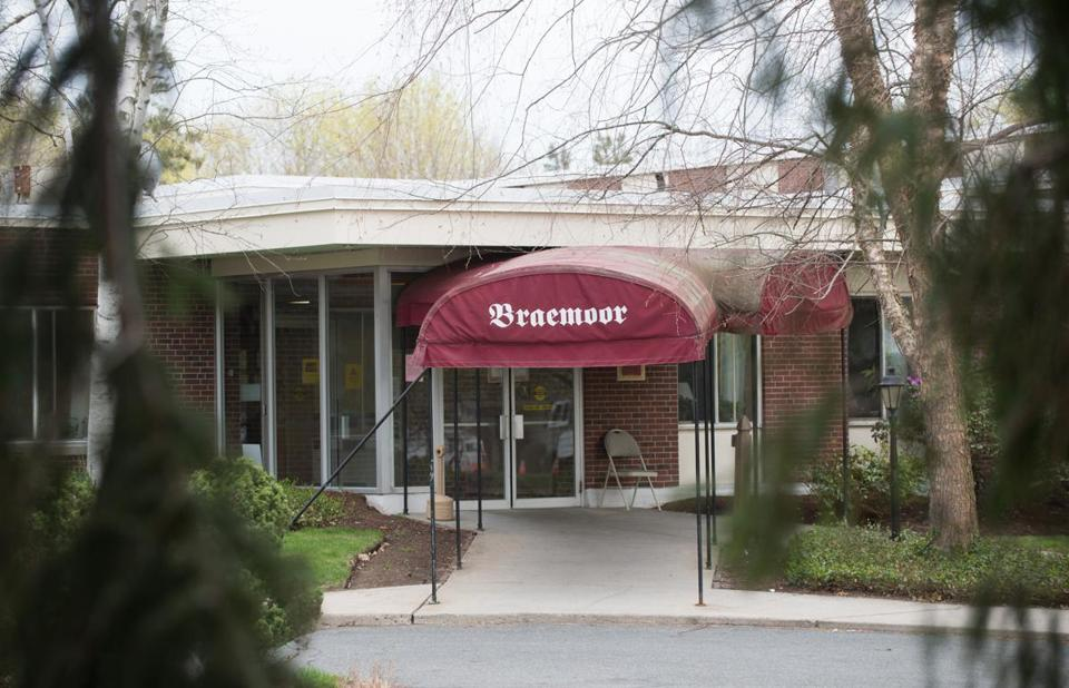 Braemoor Health Center in Brockton is one of several Massachusetts nursing homes owned by Synergy Health Centers.