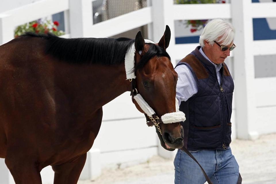 American Pharoah draws No. 1 post for Preakness - The ...