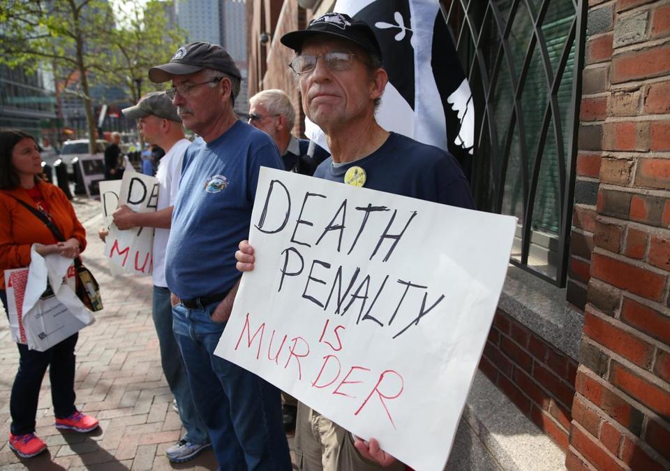 We all chose death for Dzhokhar Tsarnaev - The Boston Globe